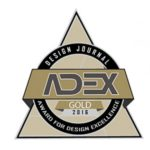 GlassCrafters Honored with Several 2016 ADEX Design Awards