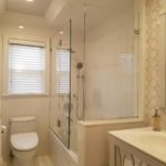 Royal Series Glass Spray Panel Shower Enclosure Installation New Milford NJ