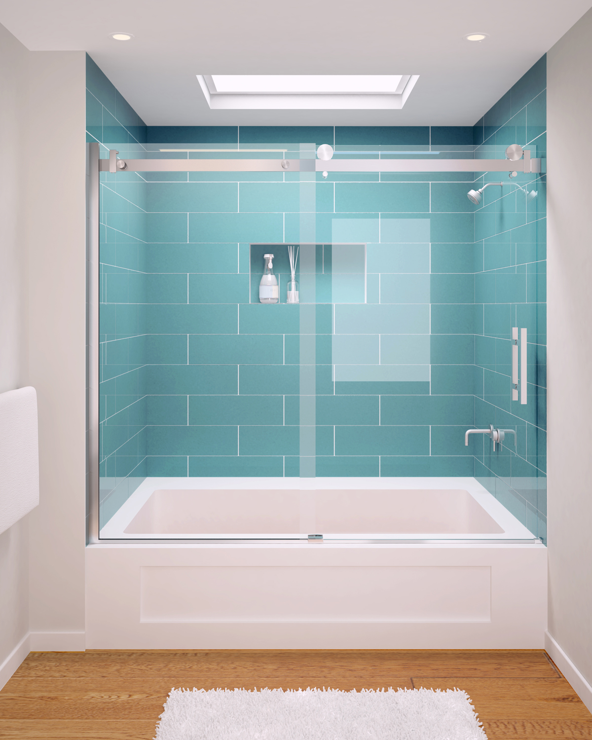 Relatively Frameless vs Semi-Frameless vs Framed Shower Enclosures UG56