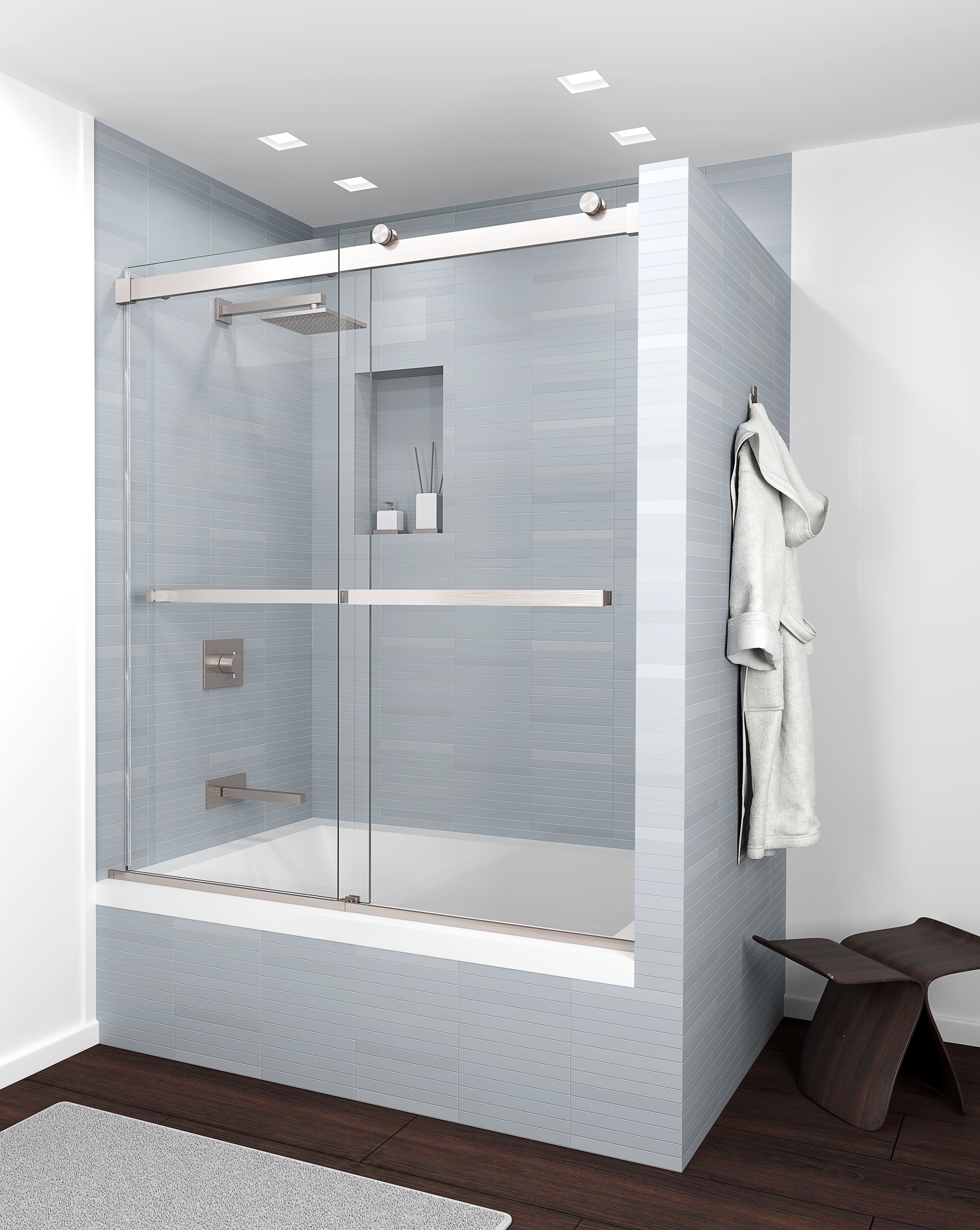 homes tub combo shower ideas for pin bathtubs modern doors bathtub unique