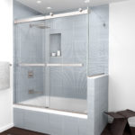 New Product: Equalis Series™ Frameless Sliding Bypass Shower Doors