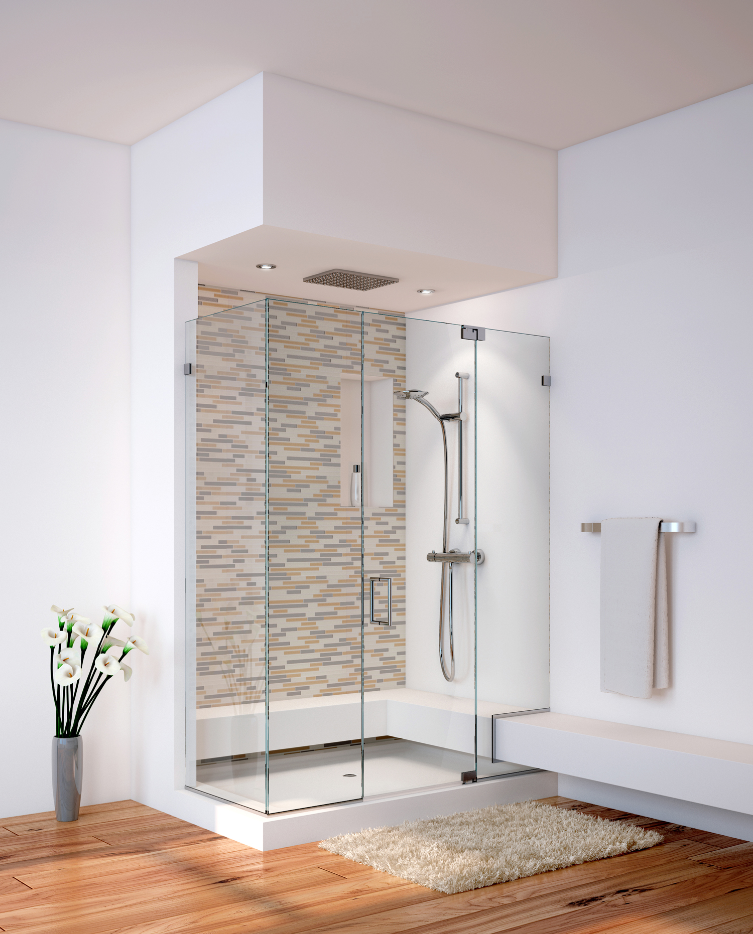 Best Sliding Shower Doors Semi Frameless Glass Shower